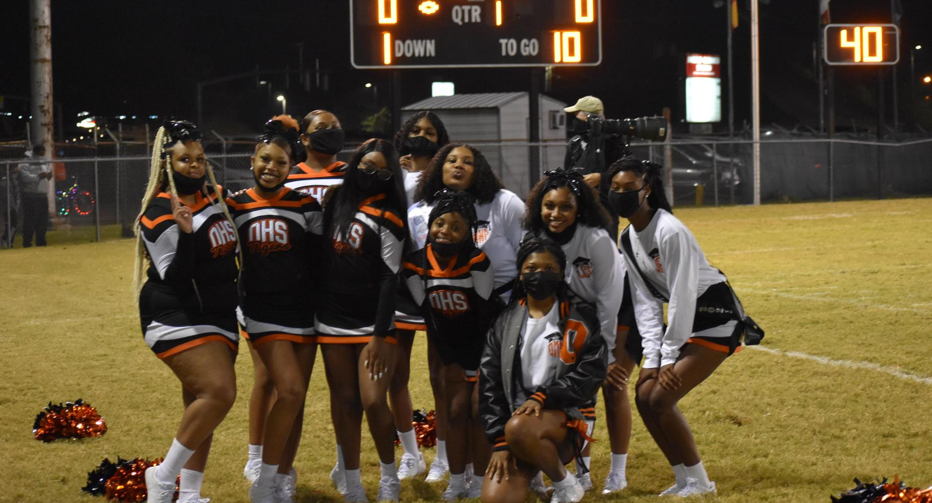 Cheer Squad 2020