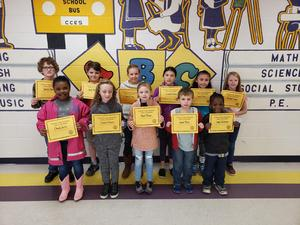 October Citizens of the Month