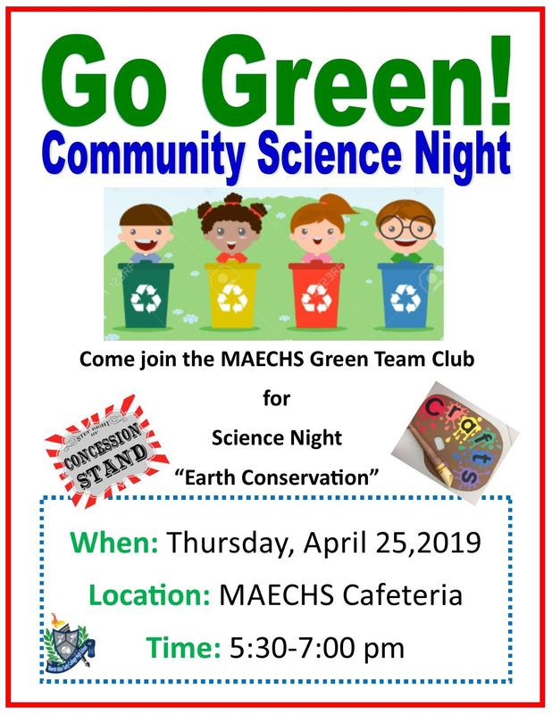 Community Science Night Featured Photo