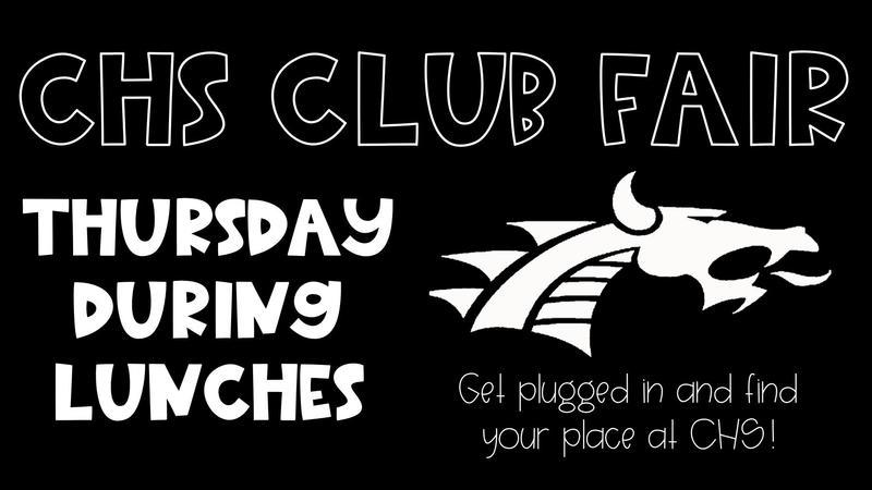 Club Fair Thursday Featured Photo