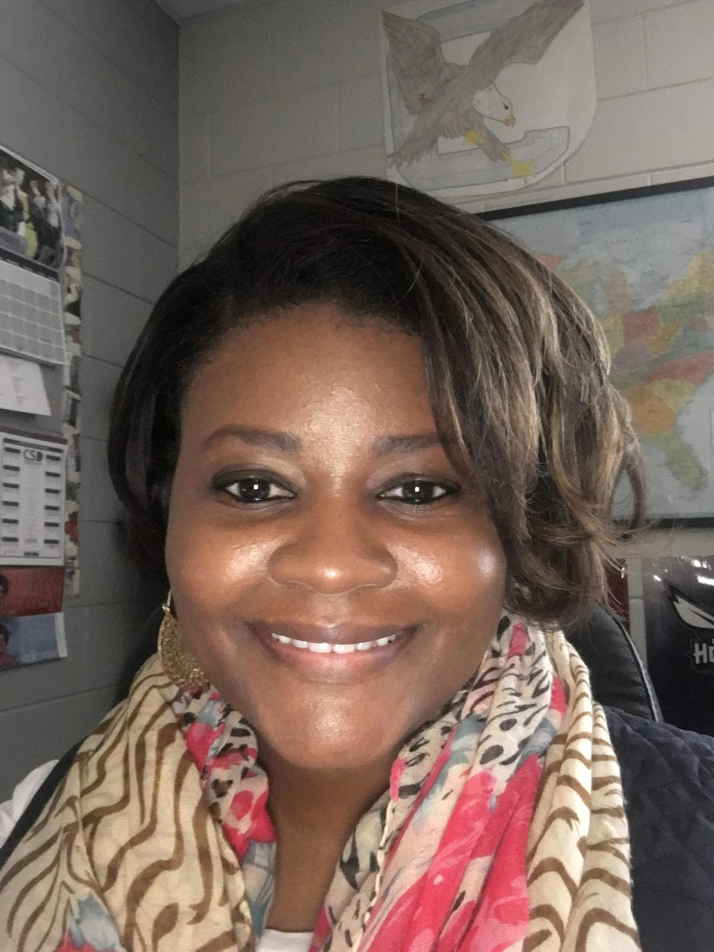 Image of college and career specialist, Chasity Knight