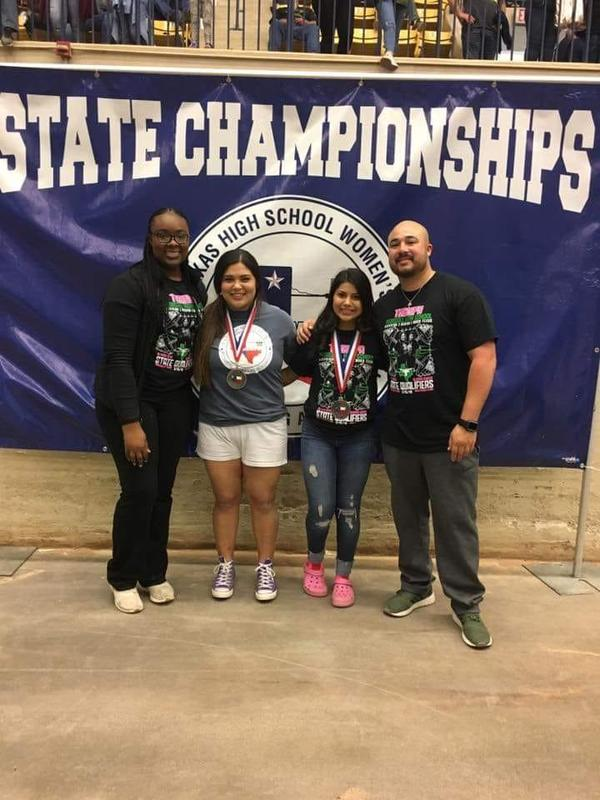 Lady Maverick Powerlifting Results Thumbnail Image