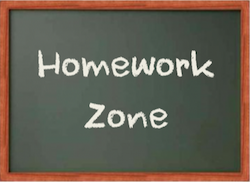 Homework Zone Featured Photo