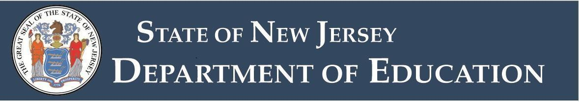 NJ DOE Logo