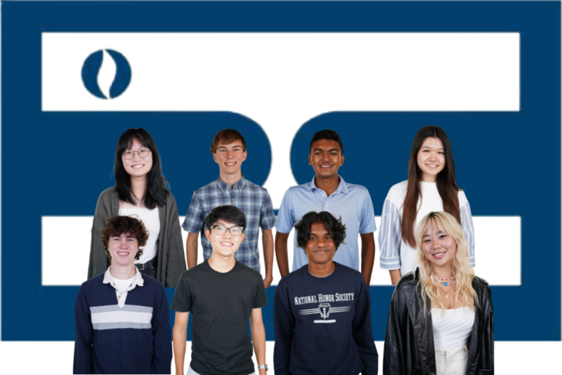 National Merit SemiFinalists Group Picture