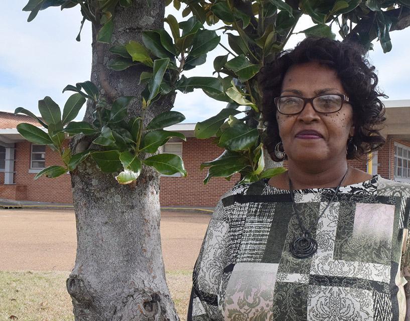 Celeste Kinds Robert Lewis Magnet School Teacher of the Year 2019
