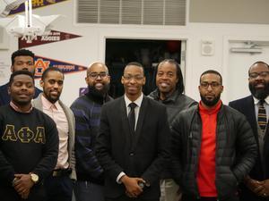 Dr. Richard Warren Jr. Recognized by the National Association of Black Male Educators(NABME)