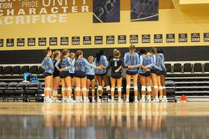 Dorman Volleyball