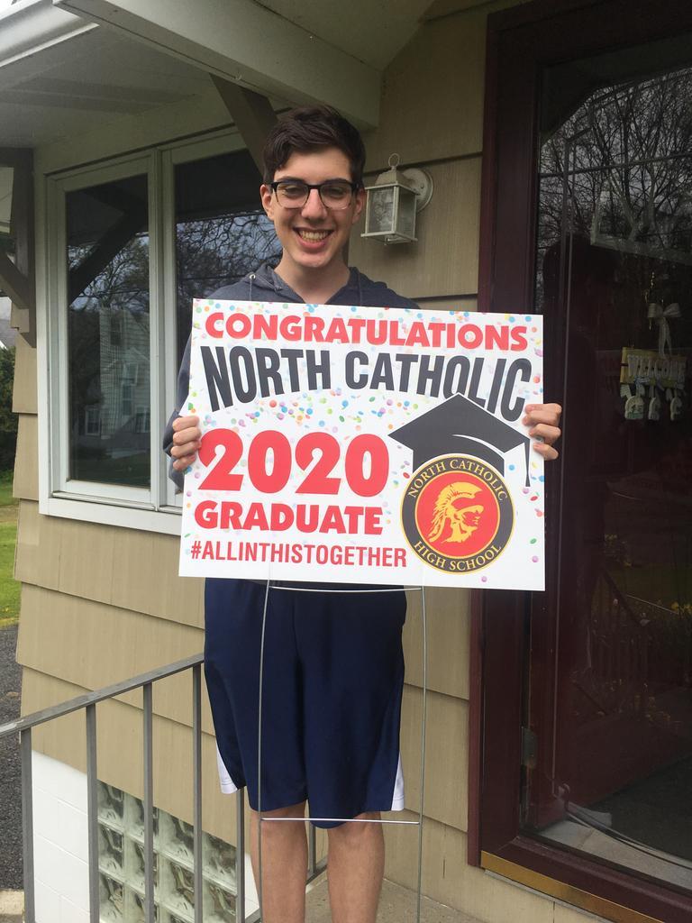 Class of 2020 North Catholic High School