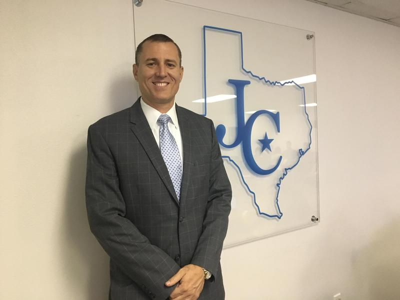 Jeremy Hill named principal of JMS