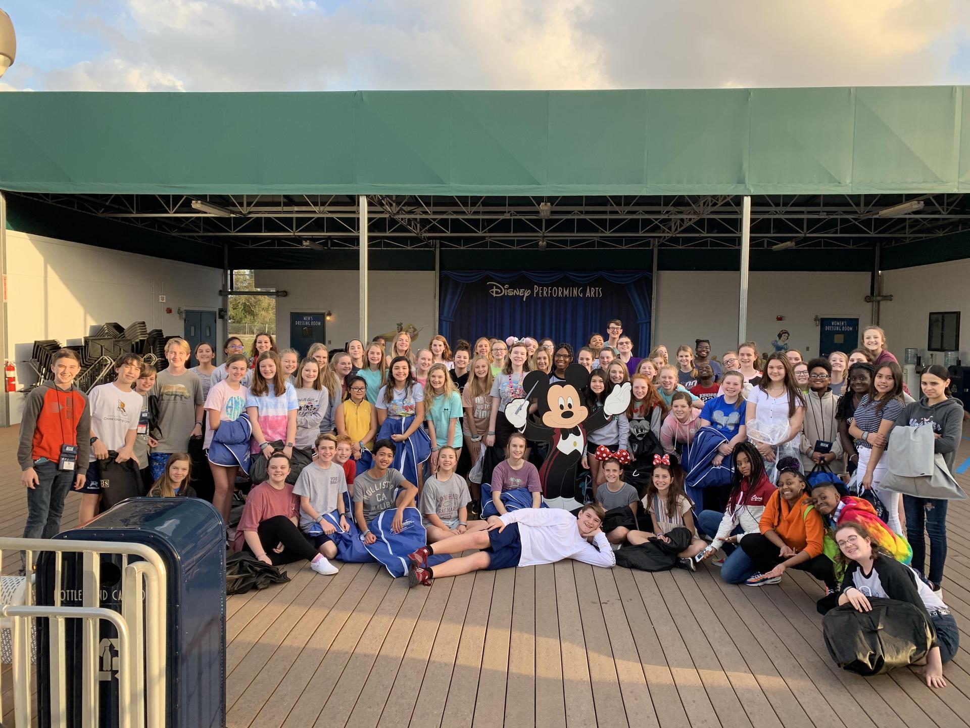 Disney Performing Arts Program