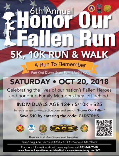 Honor Our Fallen Run
