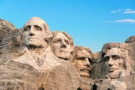 Mount Rushmore by: Sculptor Gutzon Borglum created the sculpture's design and oversaw the project's execution from 1927 to 1941 with the help of his son, Lincoln Borglum.