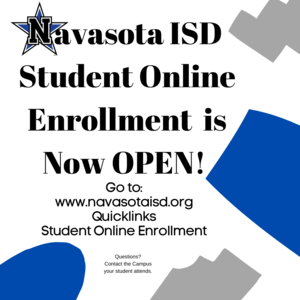 Student Online Enrollment is OPEN!.png