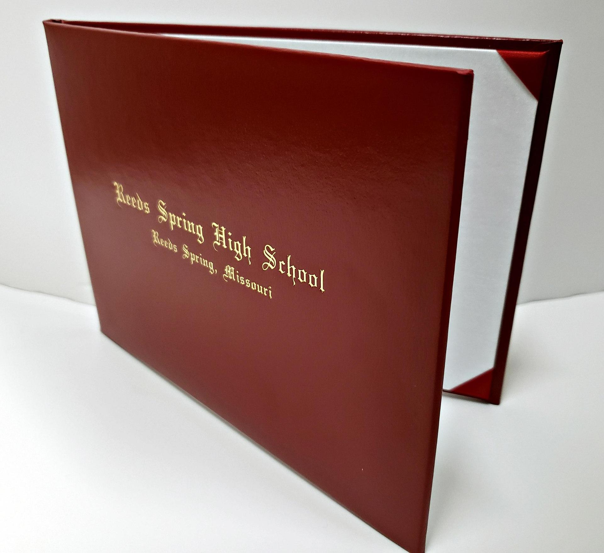 picture of diploma