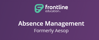 Frontline Education - Formerly Aesop