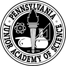 PJAS Logo - Black and White