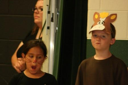 2015 1st Grade Music Program