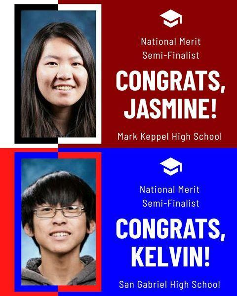 MKHS & SGHS Seniors Named National Merit Scholarship Semi-Finalists Featured Photo
