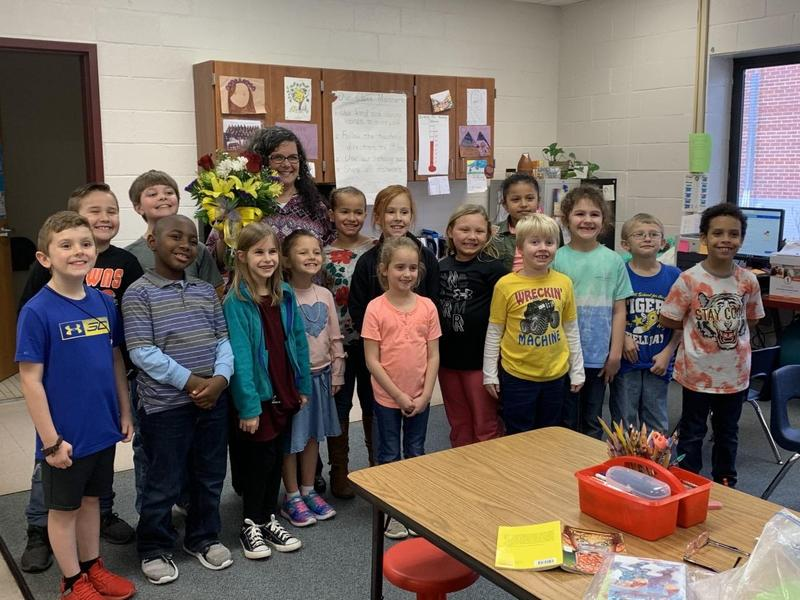 MES names Sheryl Cutler 2020 Teacher of the Year!! Featured Photo