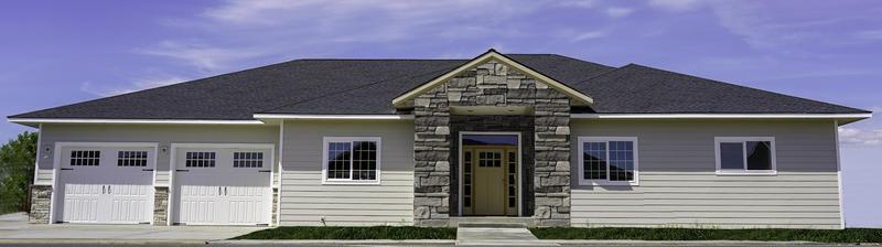 Picture of Fieldstone #5 (student-built home)