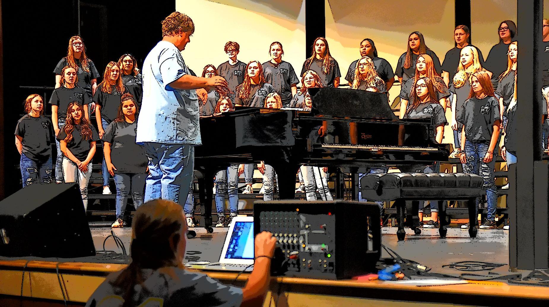 choir show