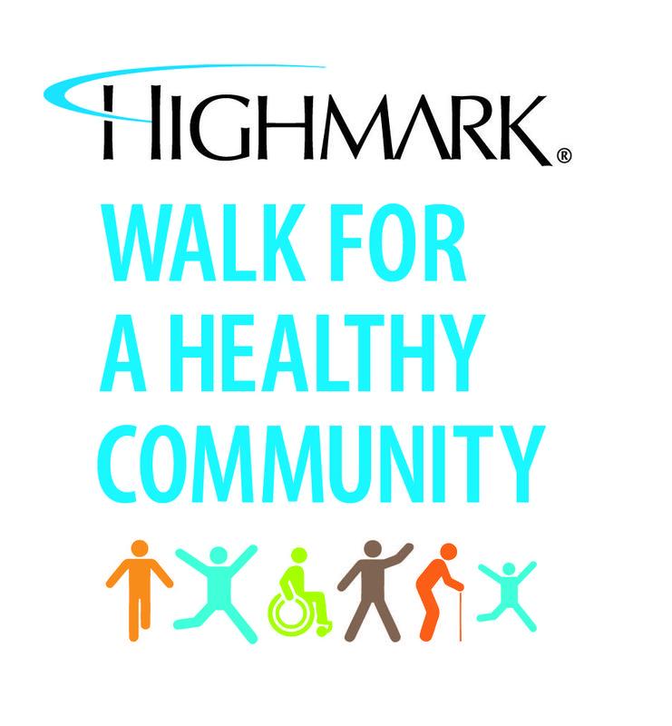 Highmark Walk for a Healthy Community Logo