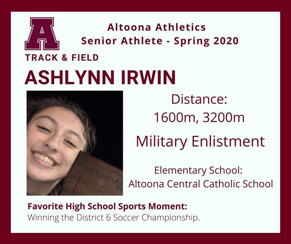 Ashlynn Irwin