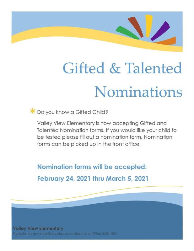 Gifted and Talented Program Thumbnail Image