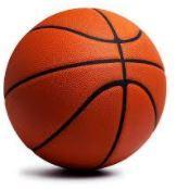a picture of a basketball