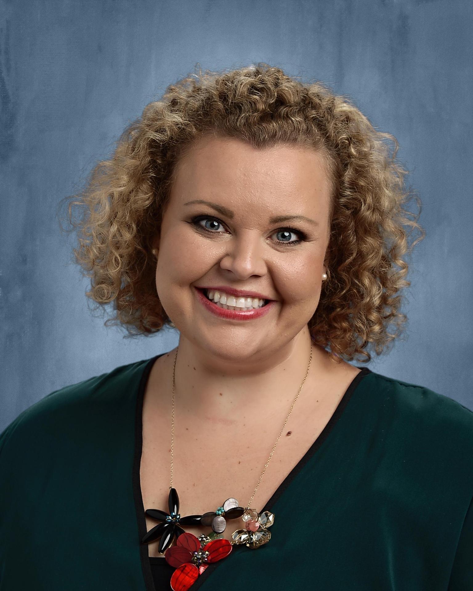 Juliet Riffenburg's Assistant Principal