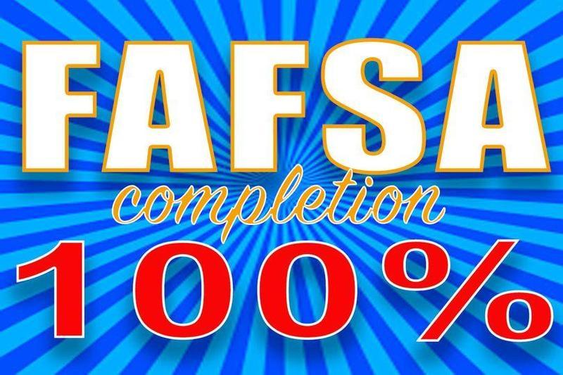 Mozart Secondary reach 100% FAFSA Completion / La secundaria de Mozart alcanza el 100% de cumplimentación de la FAFSA Featured Photo