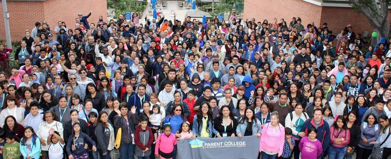 Parent College starts on Saturday, September 12th! Featured Photo