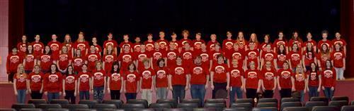 2016-17 PAHS Concert Choir