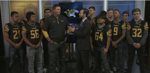 Snyder Tigers Take Claim To KCBD End Zone Team of The Week! Featured Photo