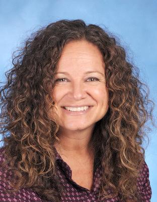 Head Teacher Michelle Bosco