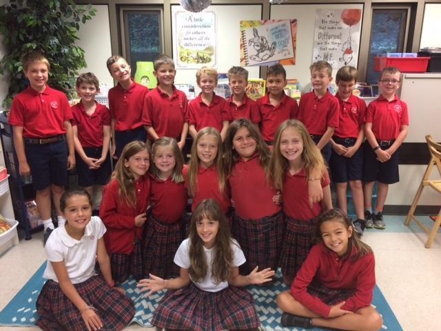 4th Grade Class 2018