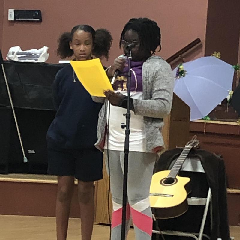 Chapel Celebrates Black History Featured Photo