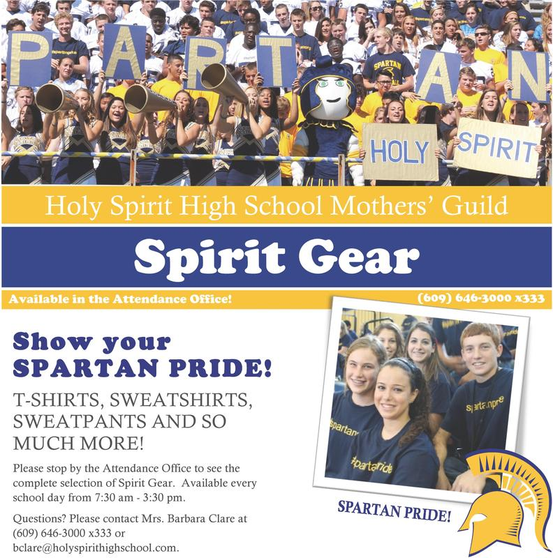 Need a last minute gift?  Stop in for some SPIRIT GEAR!!! Featured Photo