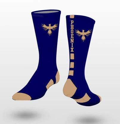ORDER your HNR Spirit Socks Today - what a unique way to support your school! Featured Photo
