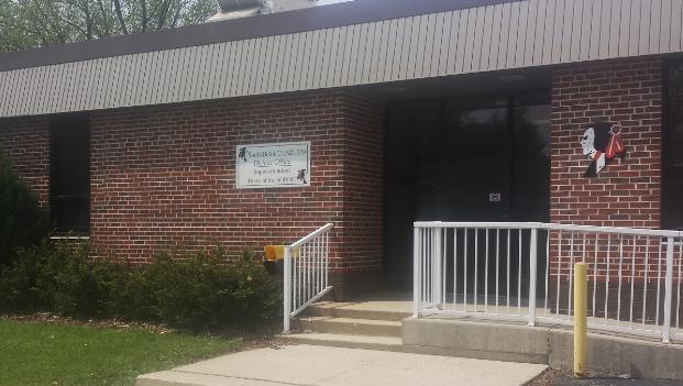 District Office Facade