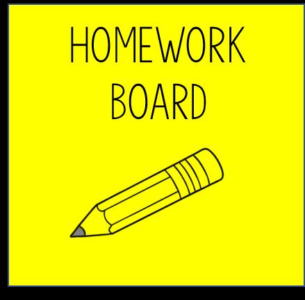 Homework Board Link