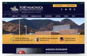 Fort Huachuca homepage