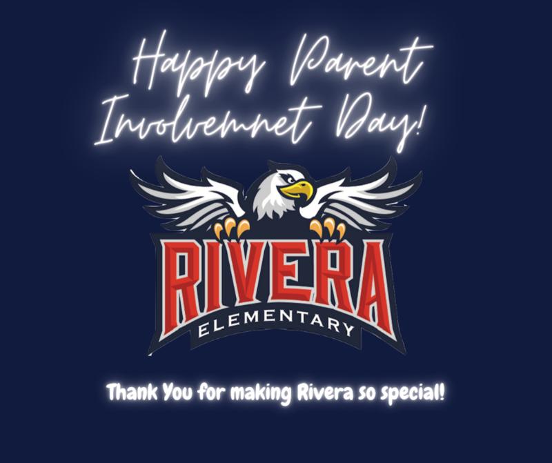 Happy Parent Involvement Day!