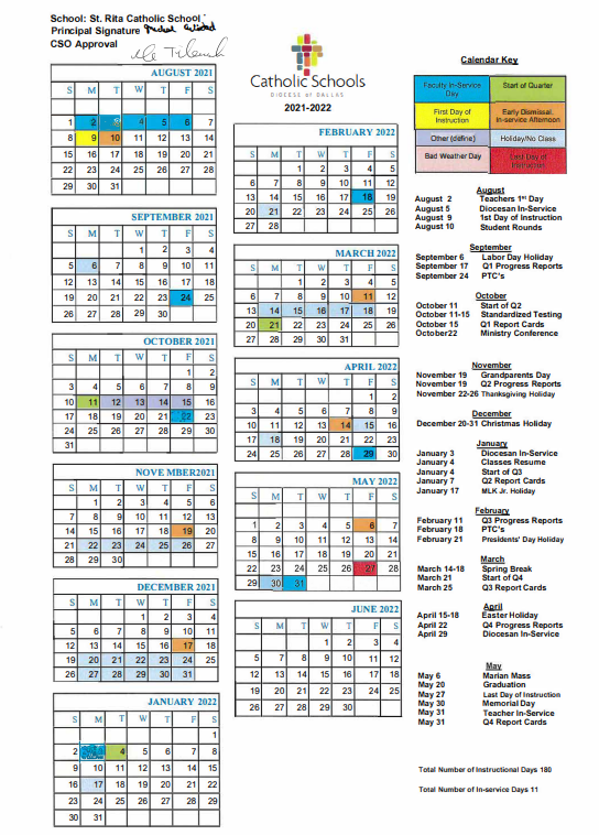 View our 2021-2022 School Calendar here! Thumbnail Image