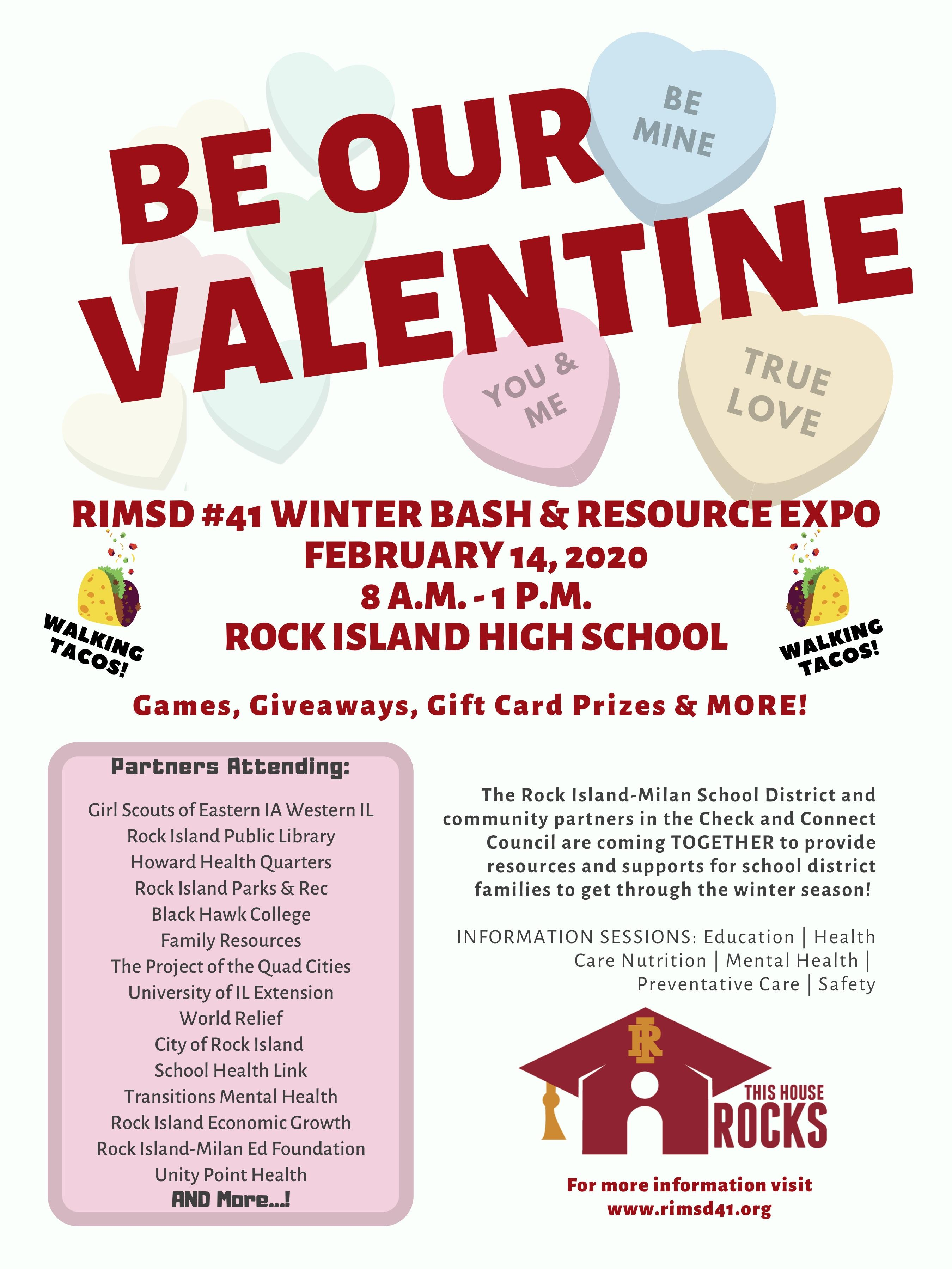 Winter Bash & Resource Expo