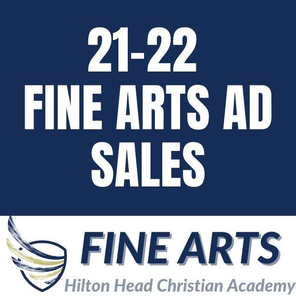21-22 Fine Arts Ad Sales Featured Photo