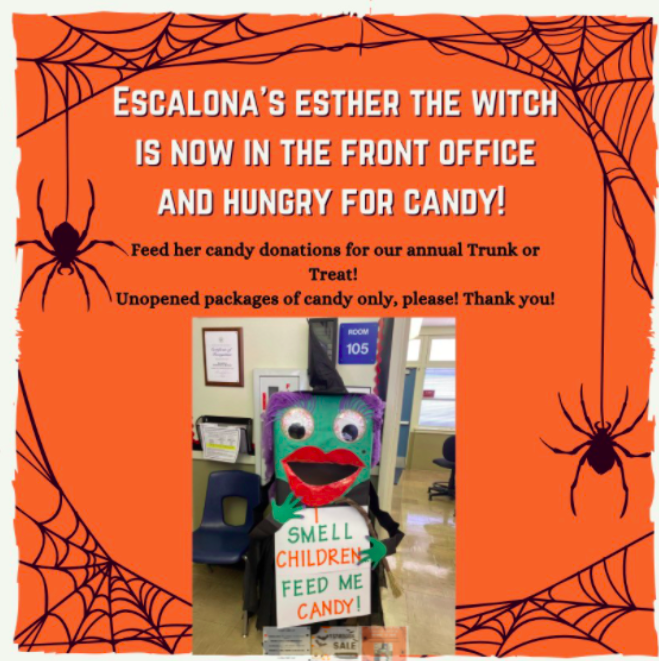 Trunk or Treat Candy Donations Needed Featured Photo