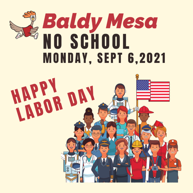 LABOR DAY HOLIDAY! Featured Photo