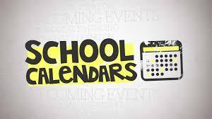 2019 - 2020 School Calendars Approved Thumbnail Image